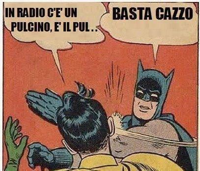 In radio c'è un pulcino, in radio c'è un p...