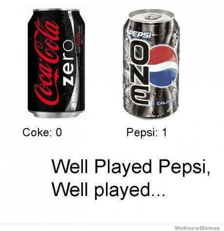 Bella partita Pepsi, Bella partita