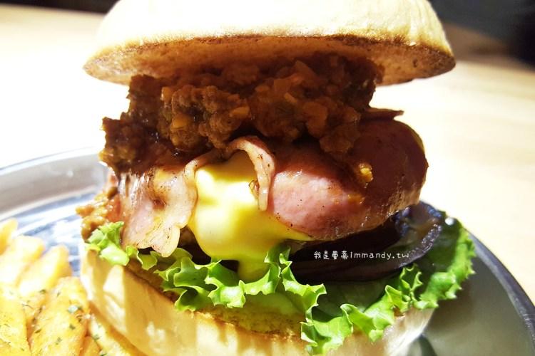永和美食 國王漢堡壹號店   永和巷弄美食,漢堡多汁味美,自助式漢堡票卷機不求人!