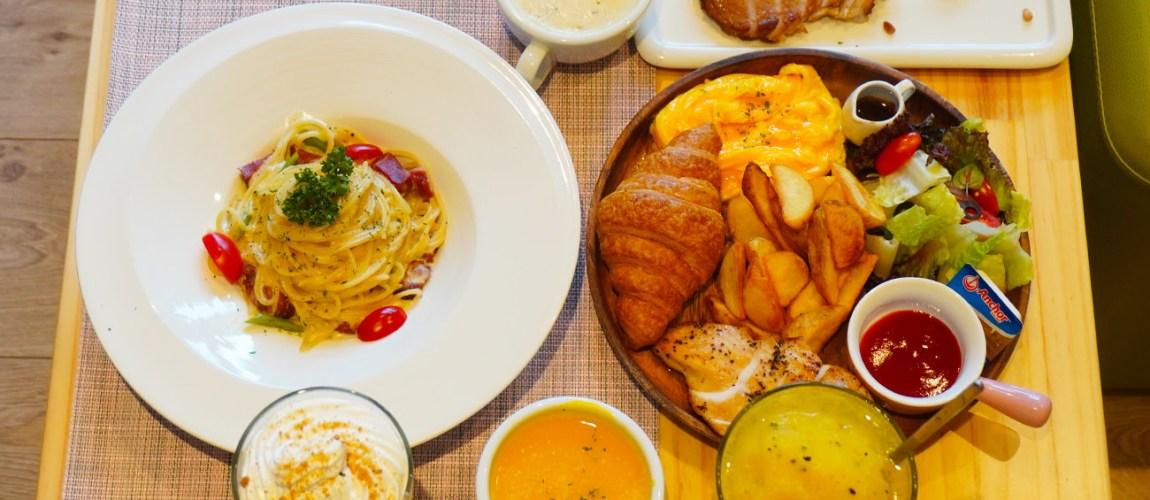 石牌咖啡廳「At EASE CAFE」台北榮總/ 振興醫院美食,咖啡/ 輕食/ 早午餐/ 義式料理/ 簡餐/ 下午茶(內附菜單)