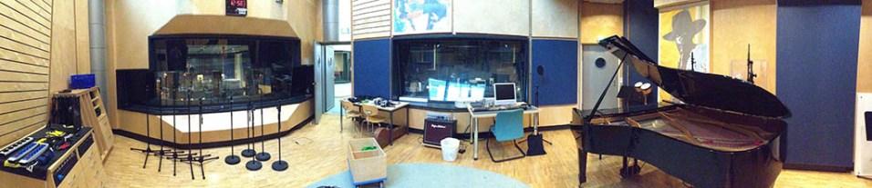Studio D der HDM Stuttgart