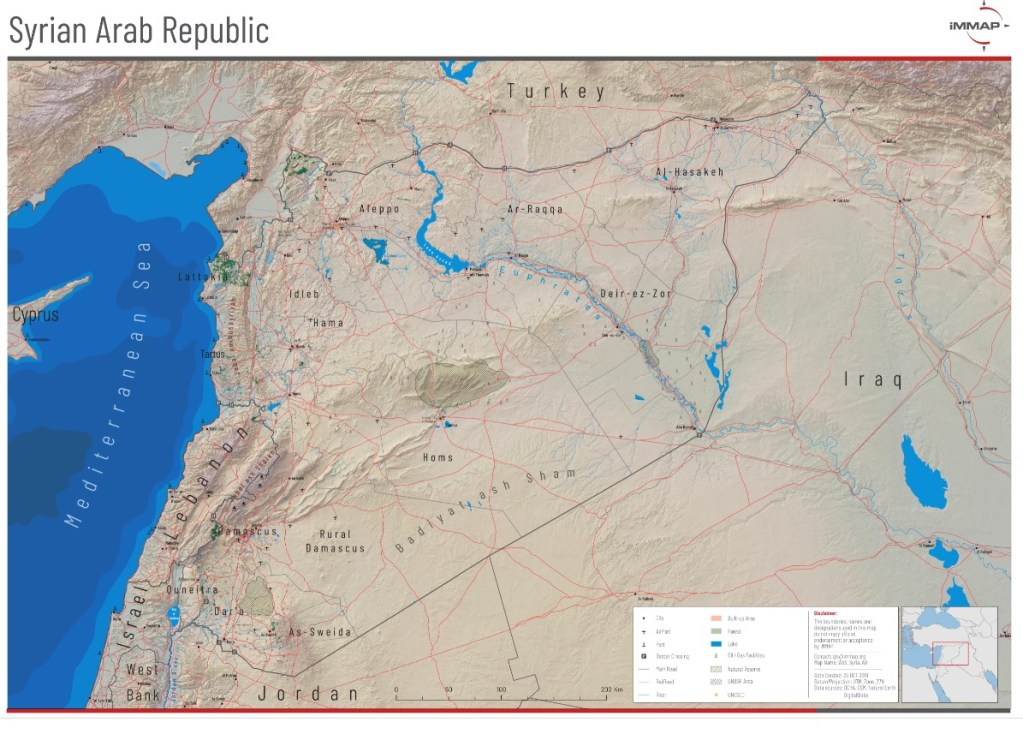 Syria (North East) | iMMAP