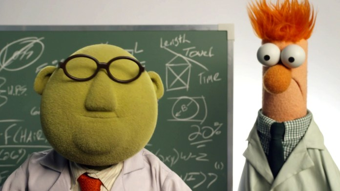 Beaker and Honeydew: A Shining Example of How Not to Science