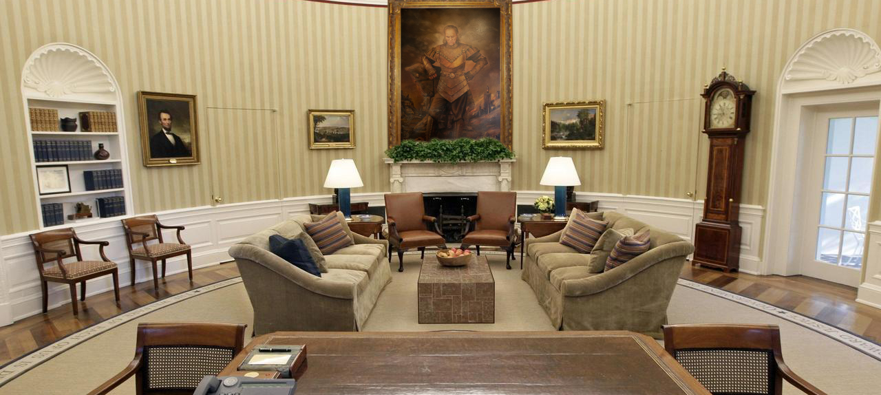 oval office paintings. donald trump replaces george washington painting in oval office with vigo the carpathian paintings u