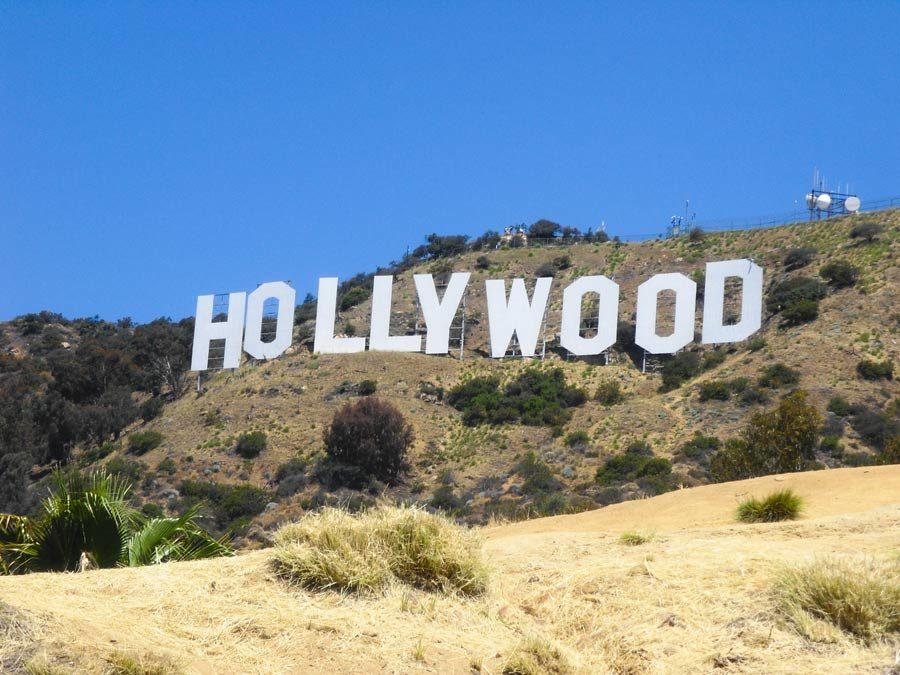 Hollywood LA - Hollywood Sign