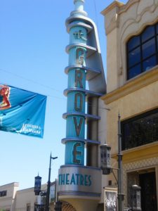 Beverly Hills - the Grove