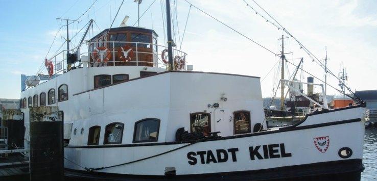 """Boot """"Stadt Kiel"""""""