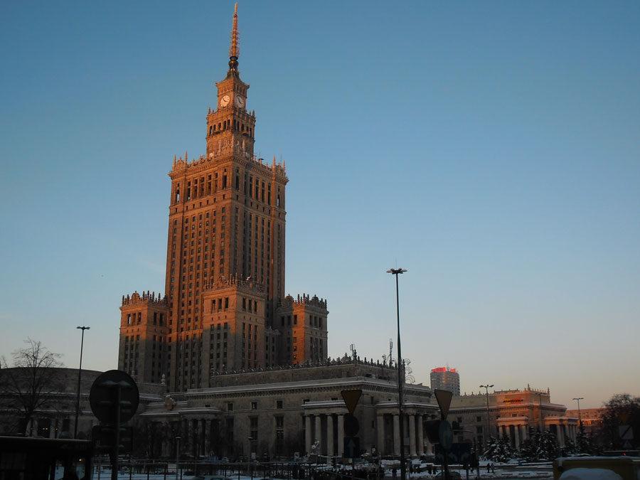 Städtereisen-Ideen - Warschau
