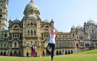 Und plötzlich flog ich nach Indien…