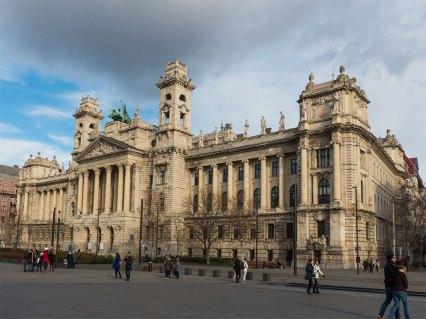 Ethnografisches Museum von Budapest