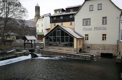 Neue Mühle in Erfurt