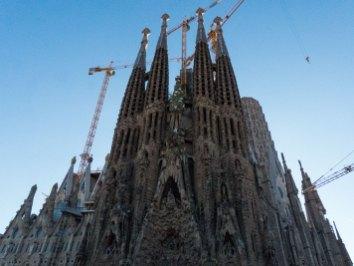 Sagrada Familia Eingang