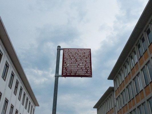 Karlsruhe Platz der Grundrechte