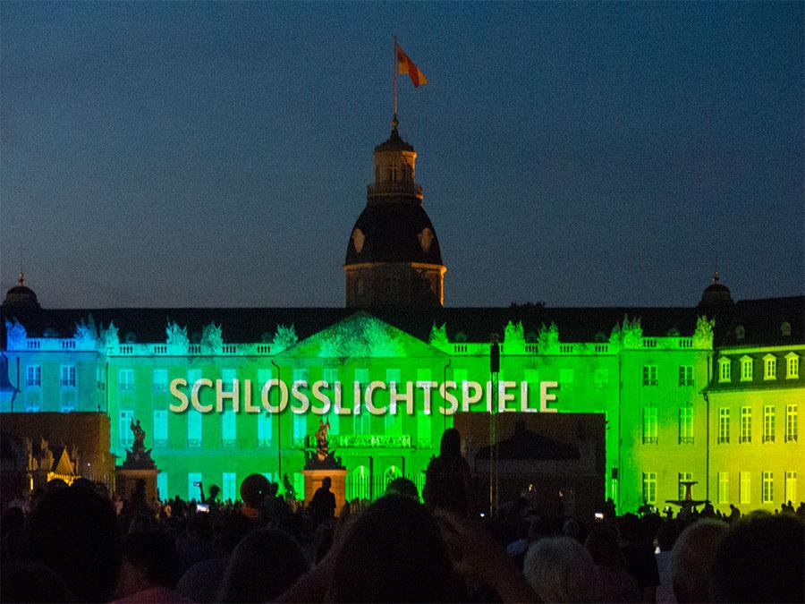 Karlsruhe Schlosslichtspiele 2018