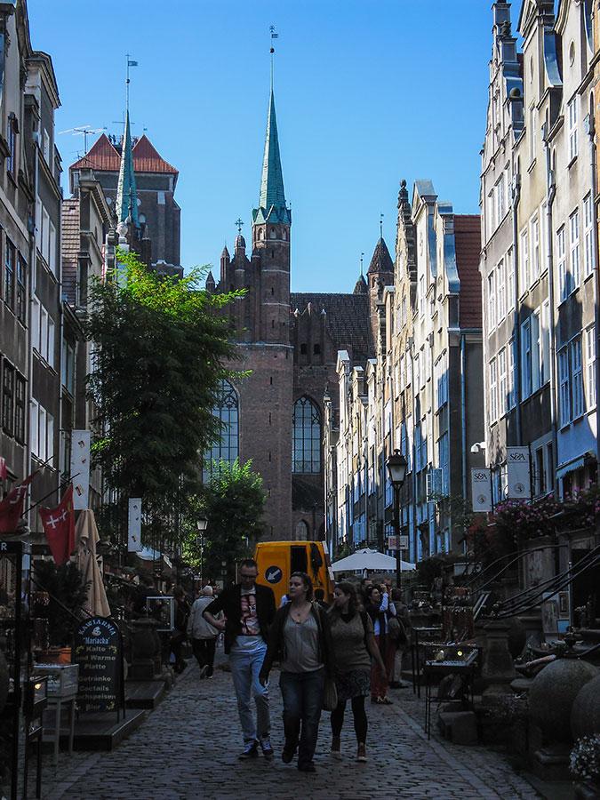 Danzig Highlights Bernsteinstraße
