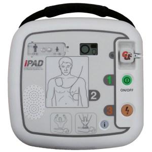 CU Medical i-PAD SP1 Semi-Automated Automated External Defibrillator (AED)