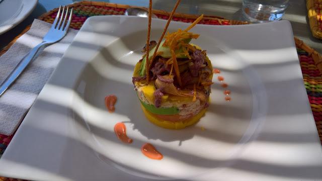 gastronomia peruviana, la causa limeña.
