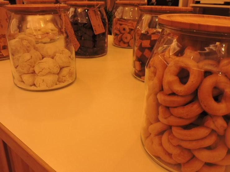i biscotti artigianali della sfuseria Kilo