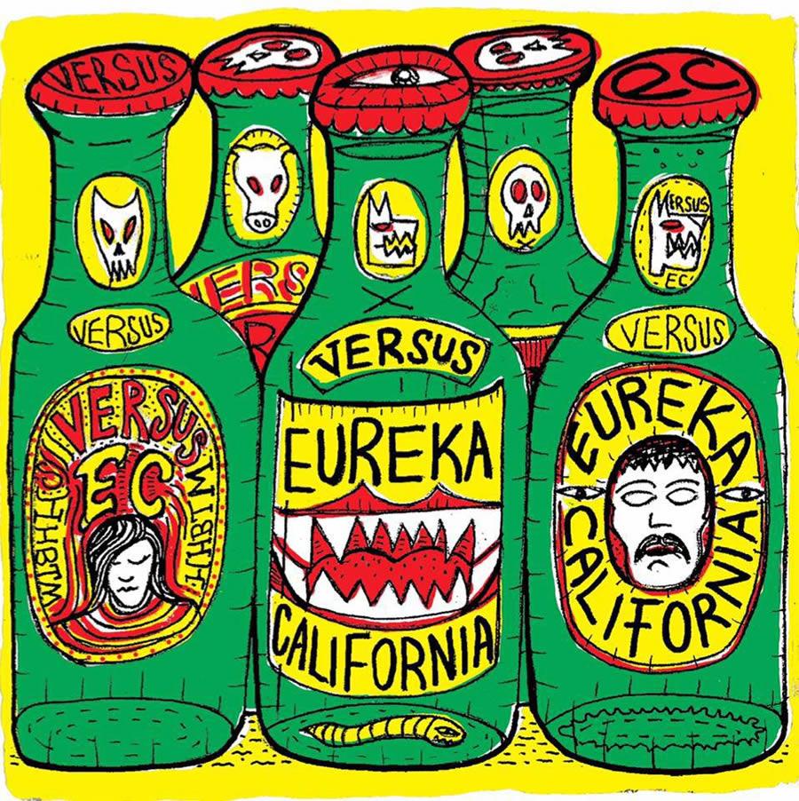 Eureka California - Versus