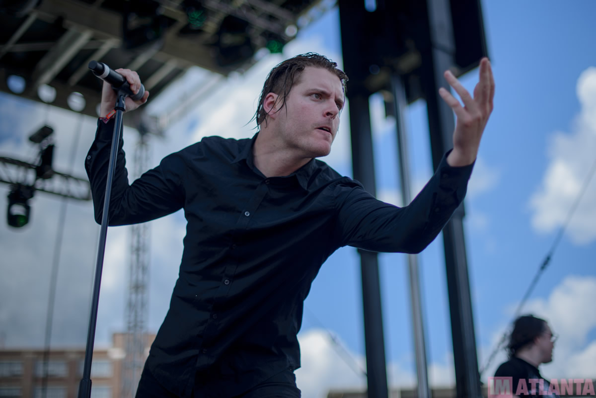 Deafheaven - Live at Wrecking Ball ATL 2016