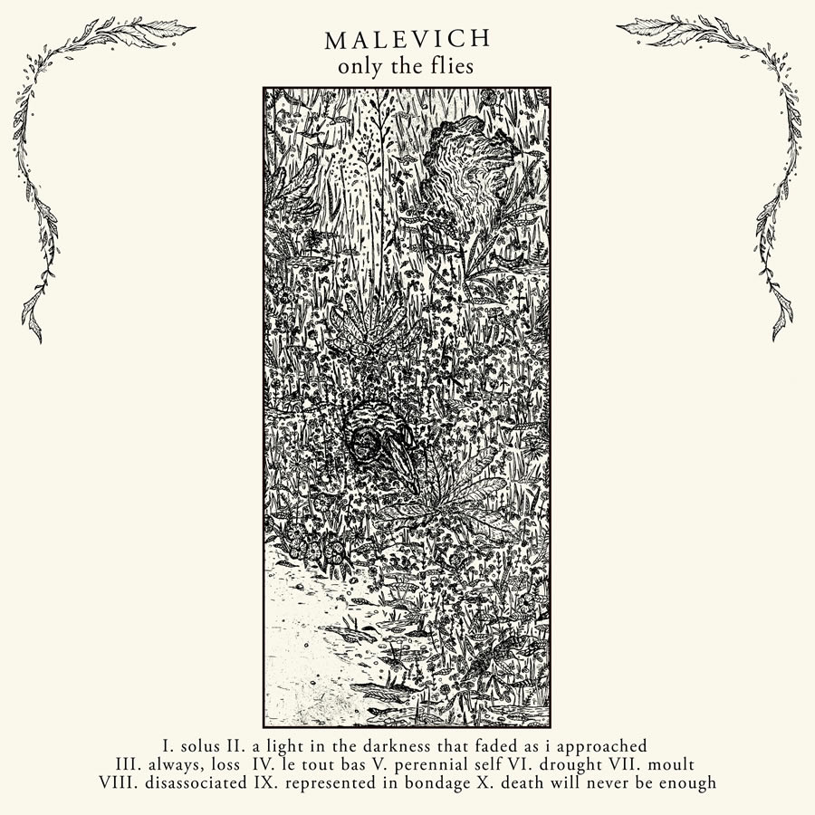 Malevich - Only the Flies