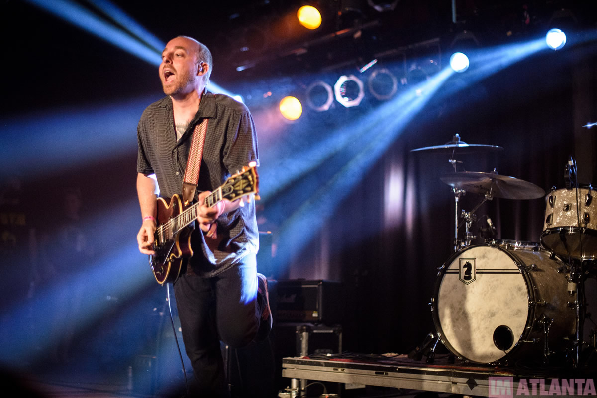The Menzingers - Live at Wrecking Ball ATL 2016