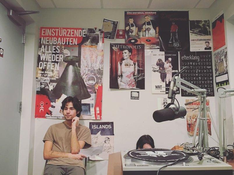 WRAS studios 2016