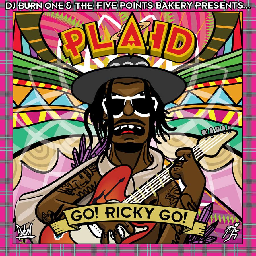 Go Ricky Go - Plaid