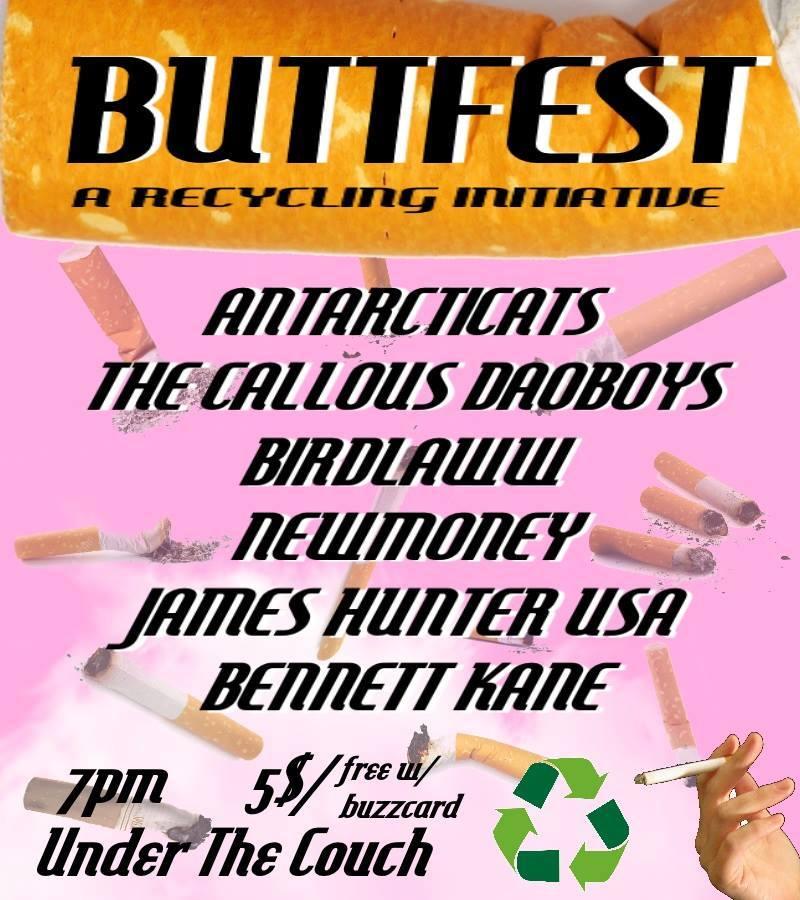 ButtFest 2017