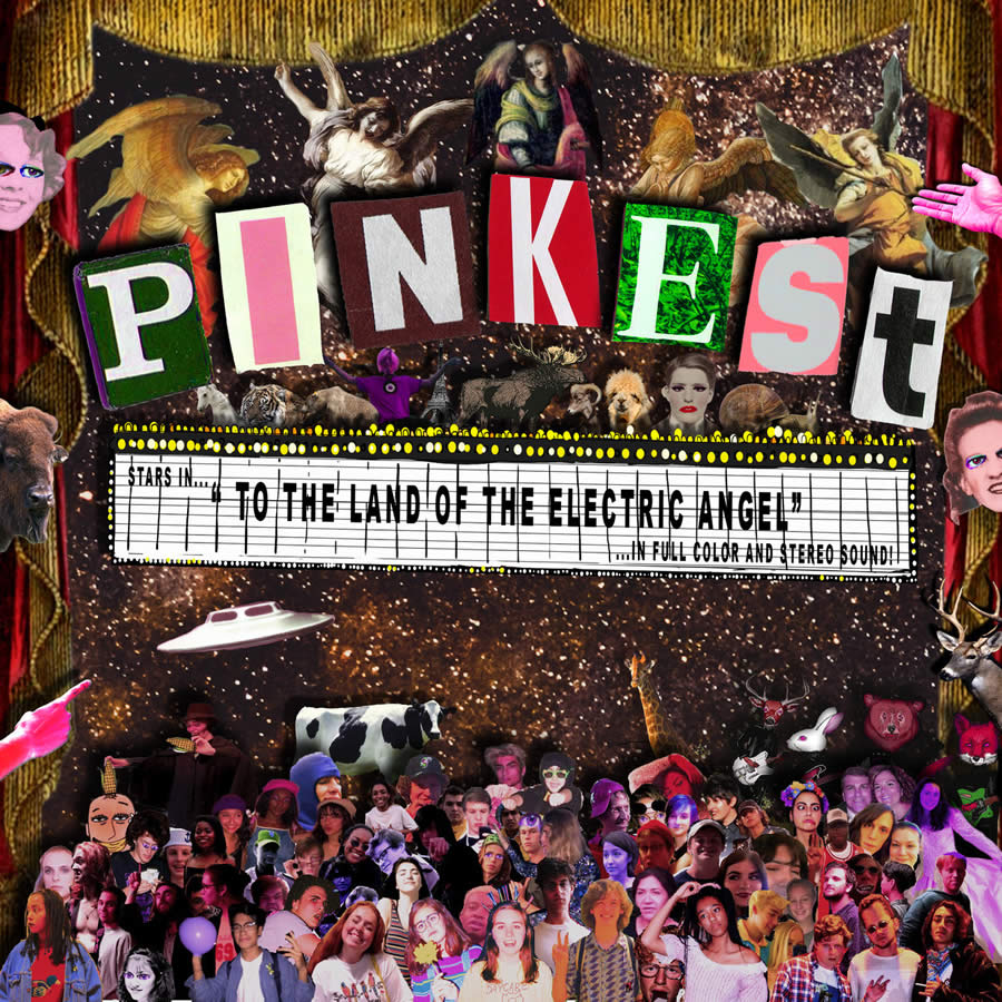 Pinkest - To the Land of the Electric Angel