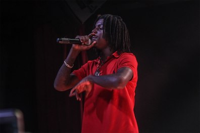 OMB Peezy at Terminal West 10.24.17