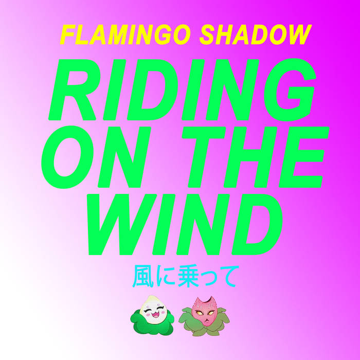 Flamingo Shadow - Riding on the Wind
