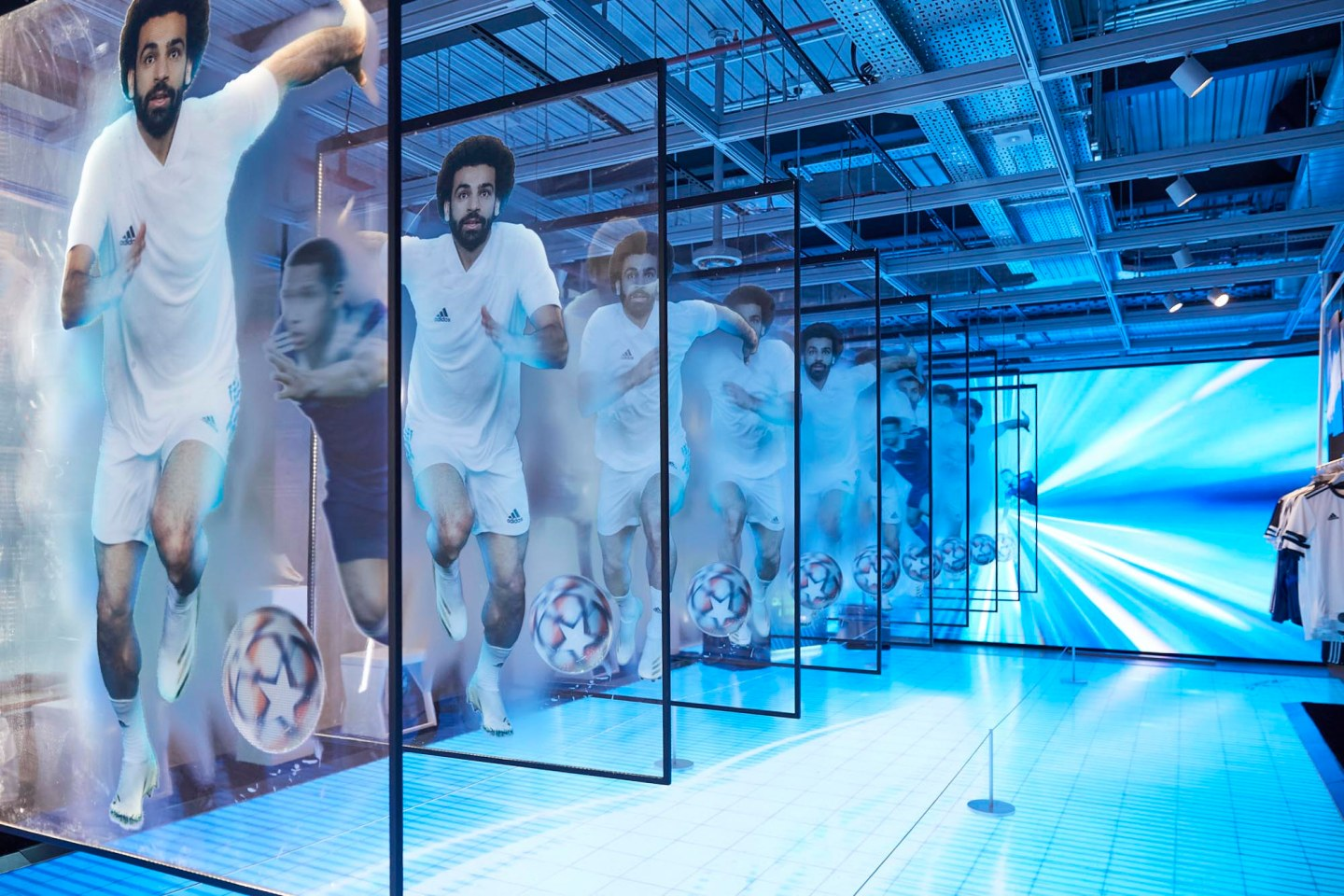 Adidas powered by Immersive AV