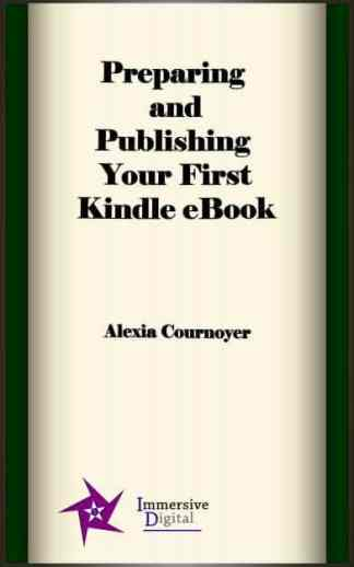 Preparing and Publishing your first Kindle eBook