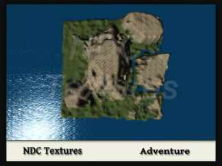 Adventure Terrain File by NDC Textures