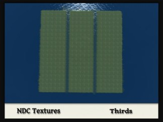 Thirds Terrain File by NDC Textures