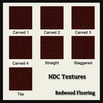 Redwood Flooring Contact Sheet