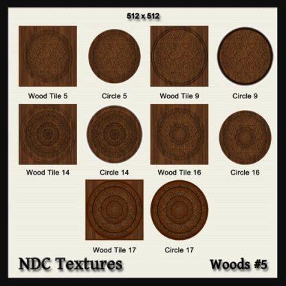 [NDC} Woods #5 Contact Sheet