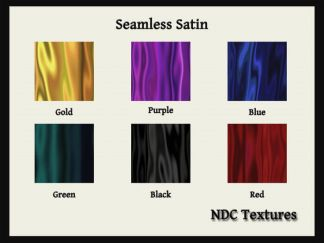 Seamless Satin Texture Pack by NDC Textures