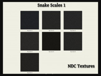 Snake Scales 1 Texture Pack by NDC Textures