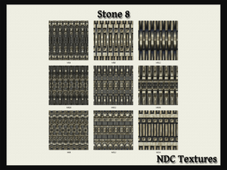 Stone 8 Texture Pack by NDC Textures