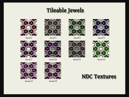 Jewels Texture Pack by NDC Textures