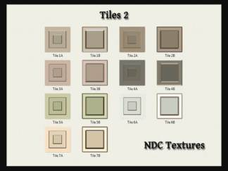 Tiles 2 Texture Pack by NDC Textures