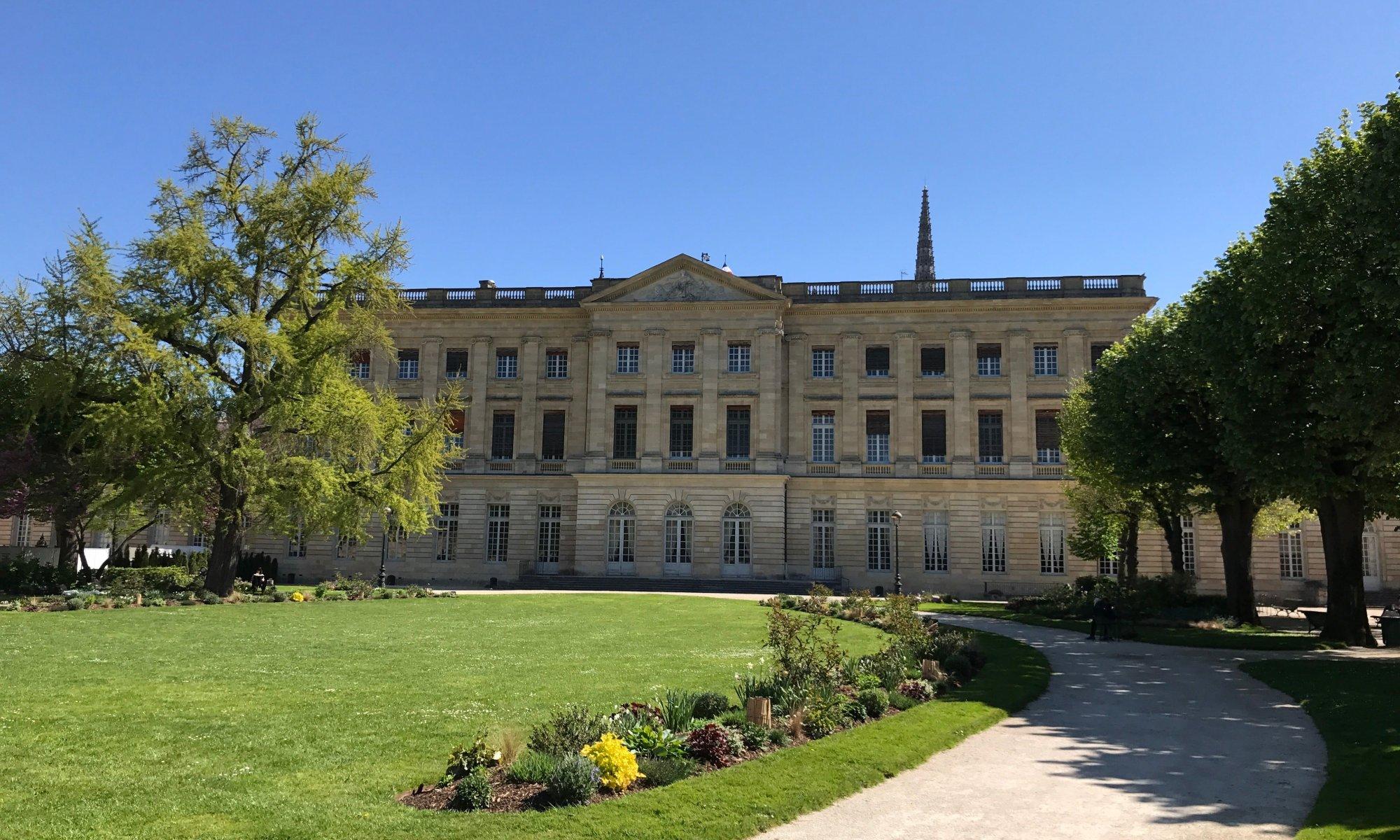 Immersive Travel Bordeaux
