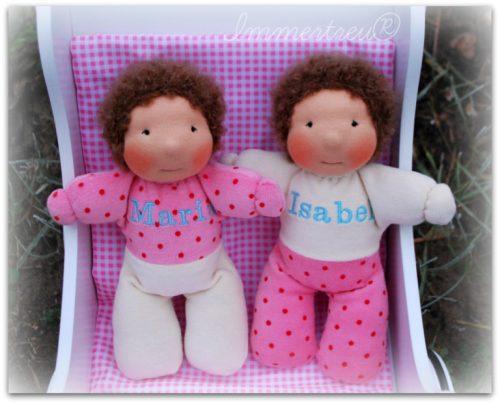 Isabel und Maria gehören zusammen – das sieht man