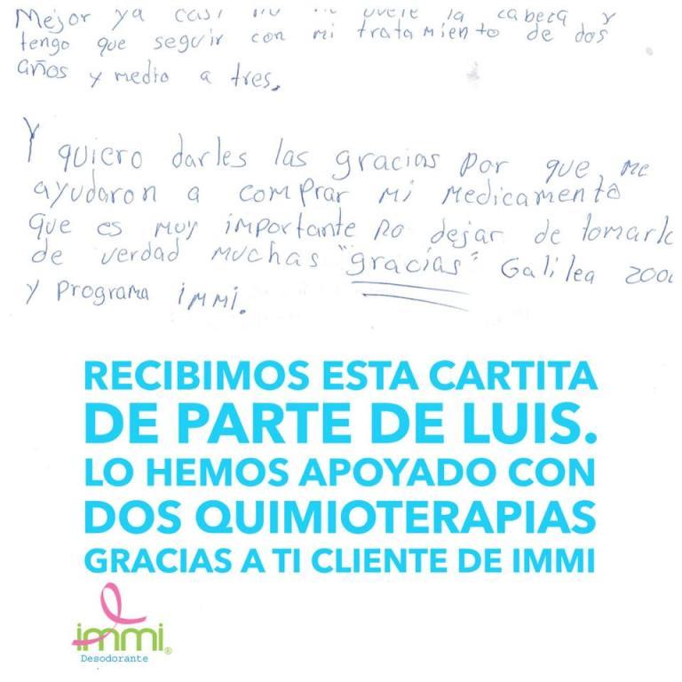 Lee más sobre el artículo La carta de Luis