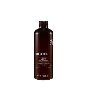 Jabón para cara y cuerpo 500 ml