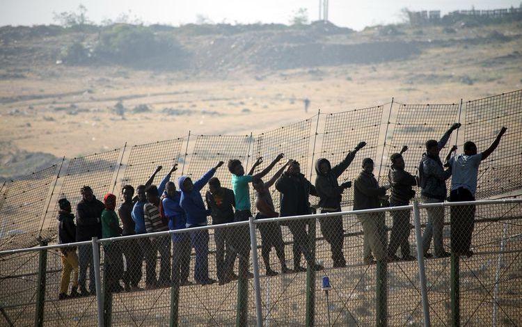 حلم الهجرة إلى أوروبا