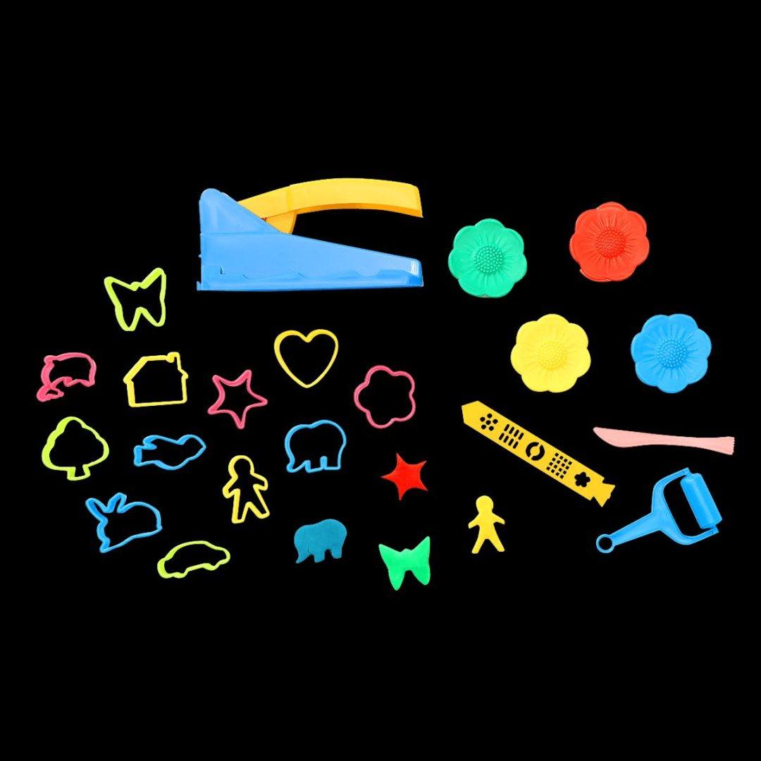 playdoh accessories montessori