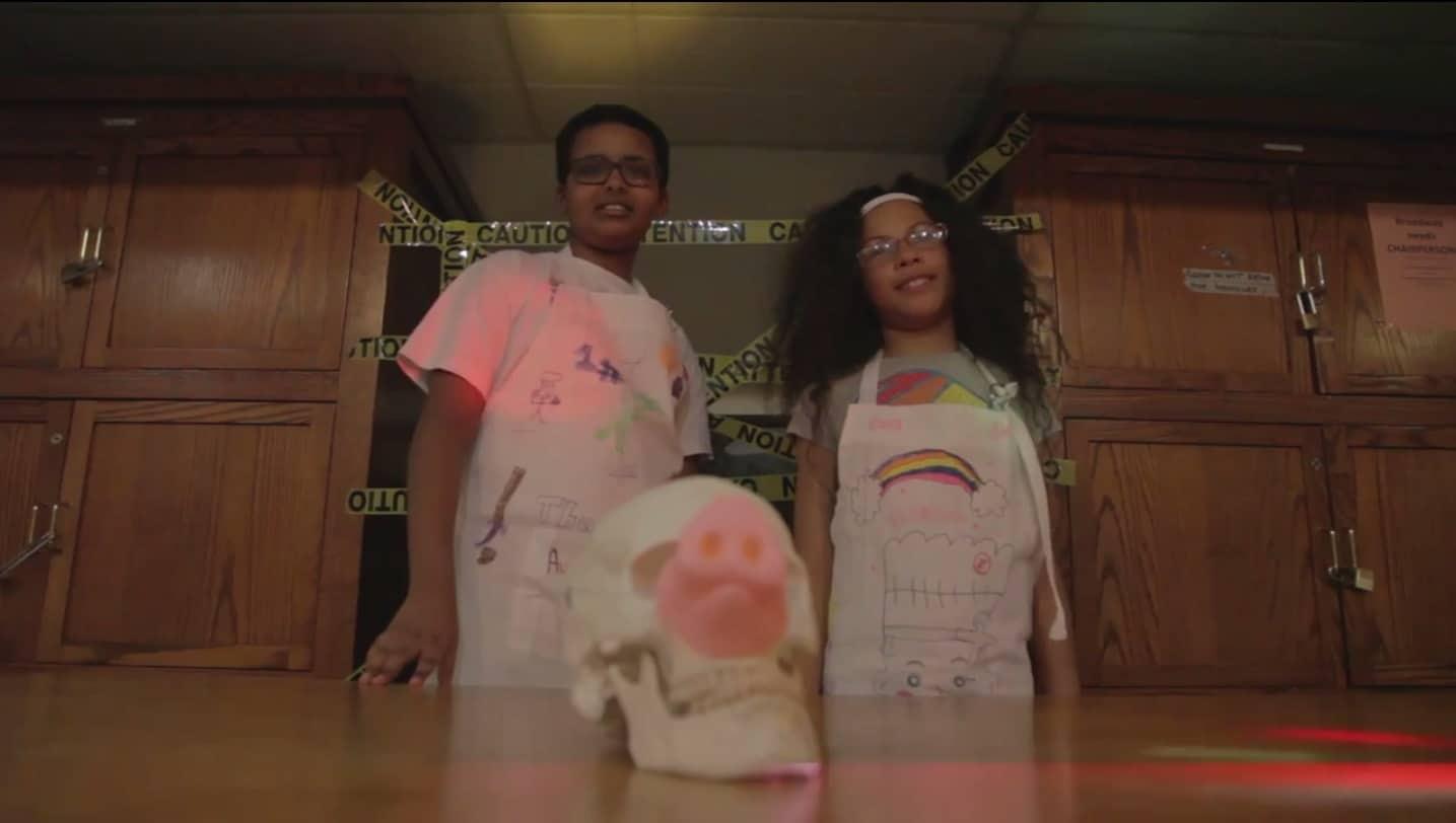 Zucchini meatballs sub mad scientists